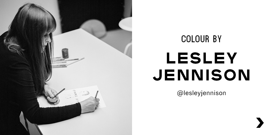 Colour by Lesley Jennison